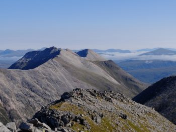 View of Beinn Eighe