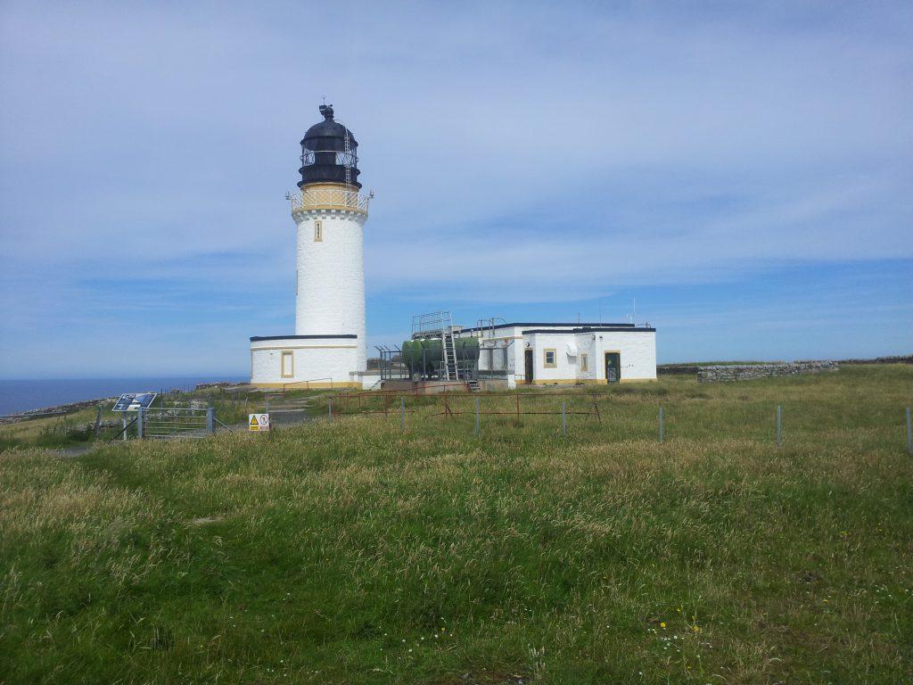 The Cape Wrath Trail Lighthouse