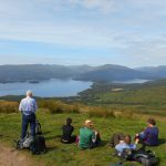 Second Day of West Highland Way