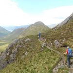 Hill Path on The Cape Wrath Trail