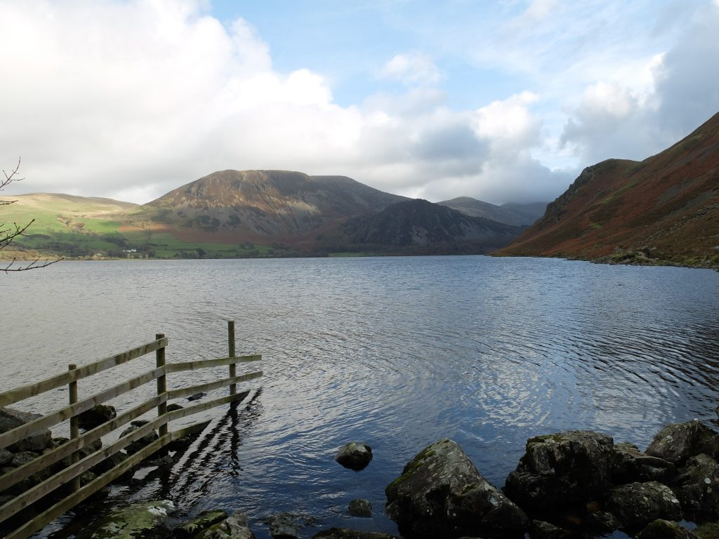 Ennerdale Water - Coast to Coast England