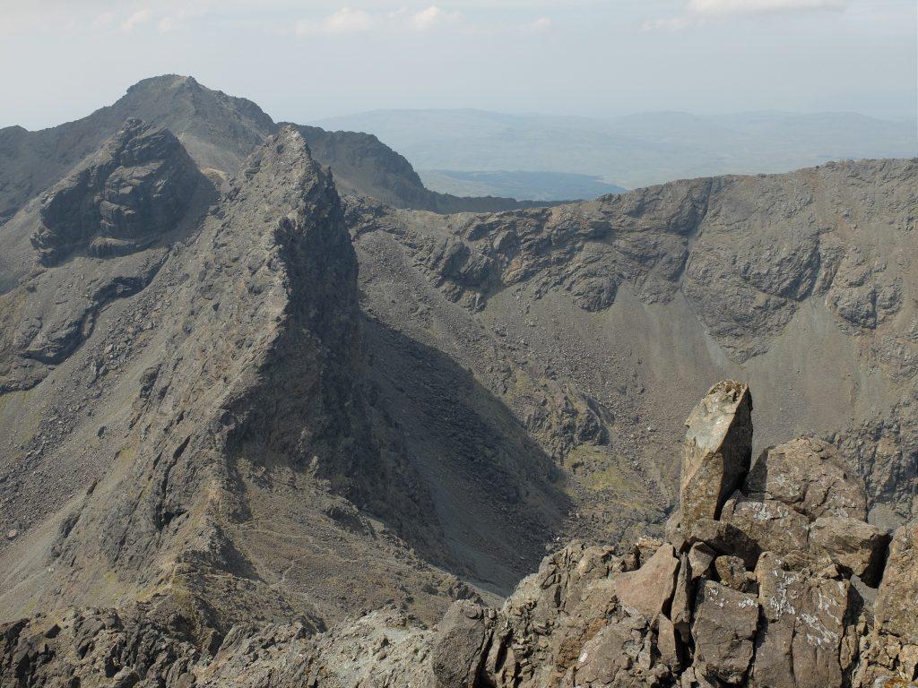 Am Basteir & Bruach na Frithe - Skye Cuillin Munros