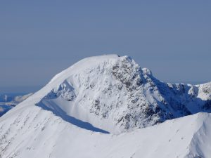 Ben Nevis in Full Winter Conditions