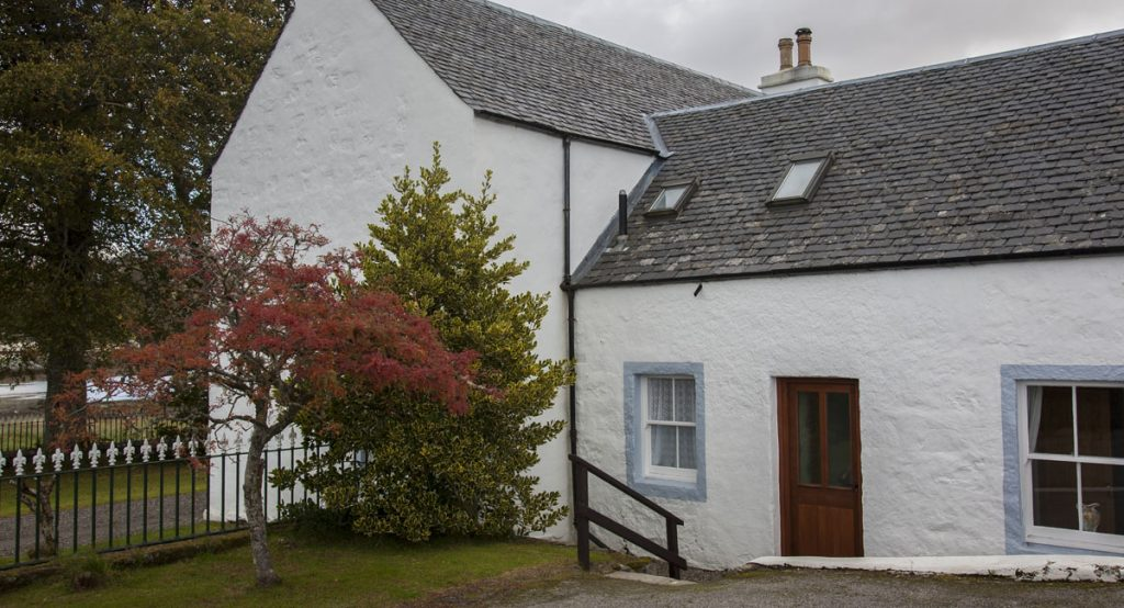 Cottage in Portree