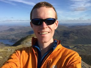 Photo of John, Mountain Leader