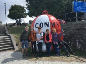 Conwy - The End of The Snowdonia Way