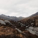 Path up Goatfell, Arran