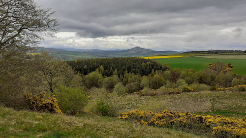 Ruberslaw Scottish Borders
