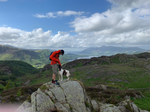 Borrowdale Harry Grange Fell
