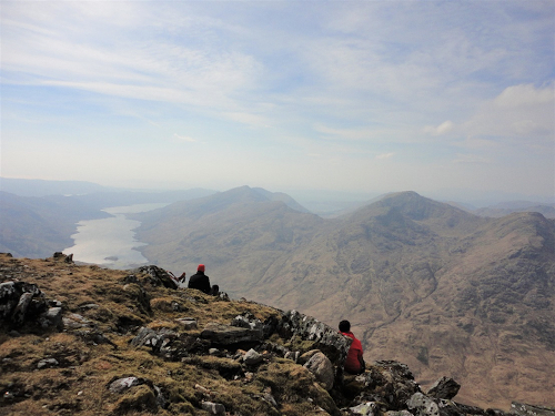 Views from Sgurr na Ciche